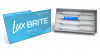 LuxBRITE Refill, Personal Teeth Whitening System, 6% H2O2